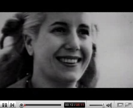 A 55 años del fallecimiento de Evita, /La Máquina de Escribir